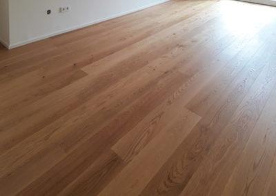 Holzfussboden-Beispeil